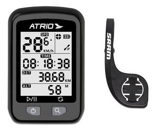 Gps Ciclismo Atrio Iron Bi091 Strava Mtb Speed S/ Juros