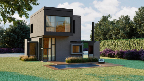 Moderna Casa A Estrenar Merlo San Luis Excelente Ubicación