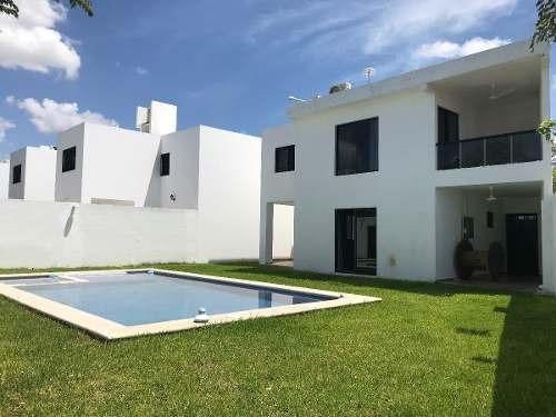 Casa En Renta En Gran Santa Fe, Merida Yucatan