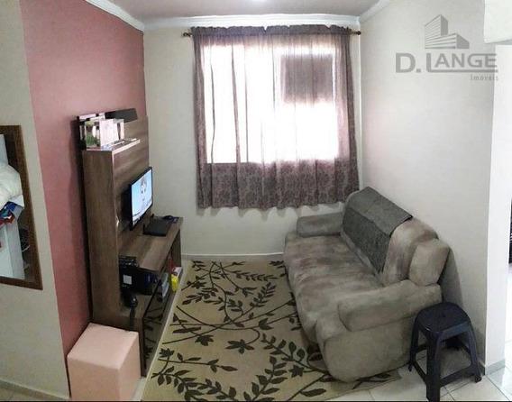 Apartamento Com 2 Dormitórios À Venda, 120 M² Por R$ 330.000 - Vila Industrial - Campinas/sp - Ap10957