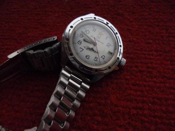Relógio Vostok, Made In Ussr, Modelo Vintage