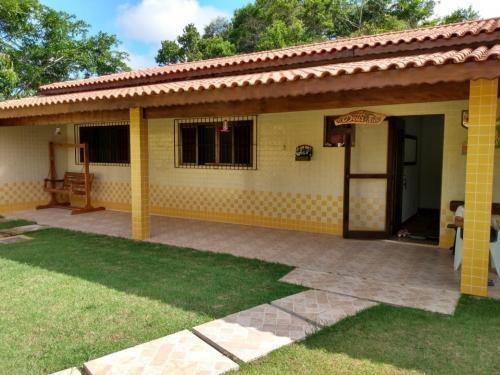 Chácara Recém Construída No Gaivota - Itanhaém Litoral De Sp
