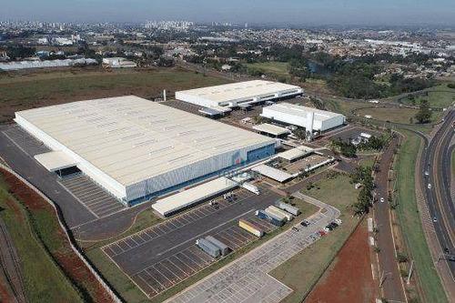 Galpão Comercial Para Locação, Condomínio Fechado, Jardim Rosicler, Londrina. - Ga0703