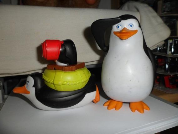 Mc Donalds - Os Pinguins De Madagascar - Usado