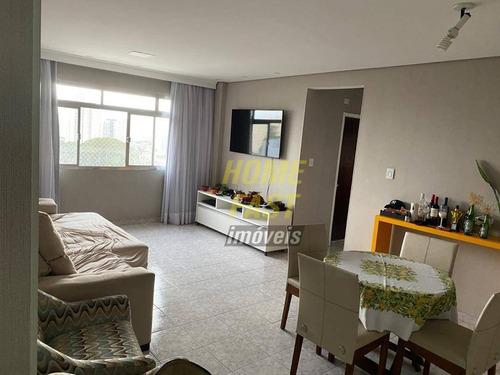 Imagem 1 de 19 de Apartamento Com 2 Dormitórios, 100 M² - Venda Por R$ 299.000,00 Ou Aluguel Por R$ 1.600,00/mês - Centro - Guarulhos/sp - Ap2318