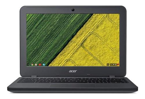 Chromebook Acer N7 11.6 Hd Celeron N3060 4gb 32gb Emmc