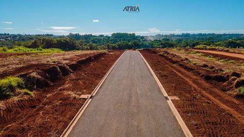 Imagem 1 de 4 de Terreno À Venda, 200 M² Por R$ 25.000,00 - Loteamento Ecoville - Foz Do Iguaçu/pr - Te0469