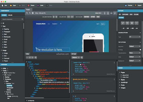 Bootstrap Studio V4.5.0 Professional Edition (x86 & X64)