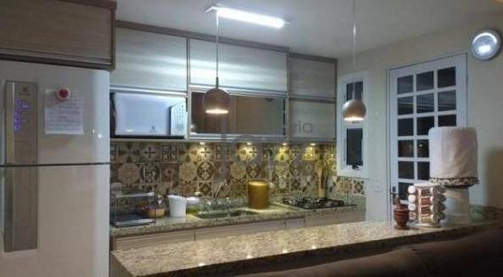 Casa Com 2 Dormitórios À Venda, 70 M² Por R$ 328.600,00 - Villa Flora Hortolandia - Hortolândia/sp - Ca5263