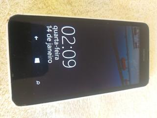 Celular Nokia Lumia Funcionando Bateria Meia Inchada