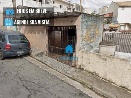Ca0456 - Casa Com 1 Dormitório Para Alugar, 30 M² Por R$ 600/mês - Vila Picinin - São Paulo/sp - Ca0456