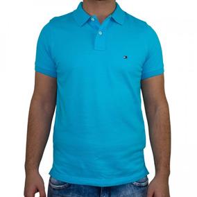 Camiseta Polo Tommy Hilfiger Masculina Importada Original