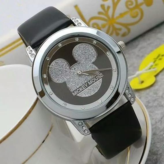 Relógio Mickey Mause Disney Relógio Feminino Ultimas Peças