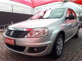 Renault Logan Sedan Expression 1.6 16v(hi-flex) 2012