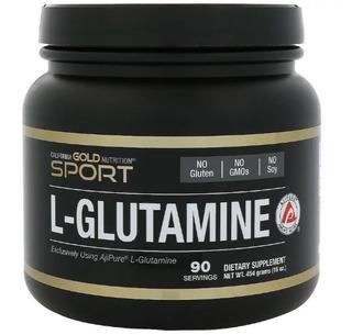 Glutamina Ajipure - California Gold Ajinomoto 454 Gramas Eua