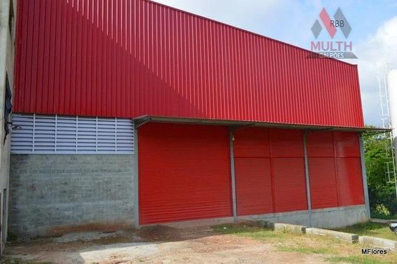 Galpão Industrial Para Locação, São Paulo. - Ga0004
