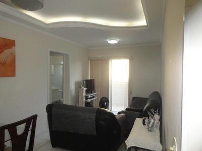 Apartamento Com 2 Dormitórios À Venda, 60 M² Por R$ 320.000 - Estuário - Santos/sp - Ap4304