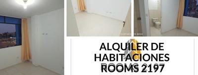 Se Alquila Habitaciones En San Miguel