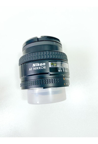 Lente Nikon Af Nikkor 50mm F/1.4d - Seminova