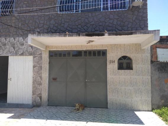 Casa Em Coelho, São Gonçalo/rj De 147m² 1 Quartos À Venda Por R$ 140.000,00 - Ca596487