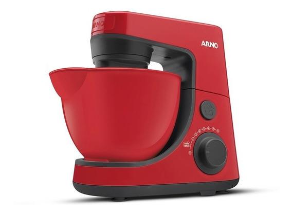 Batedeira Planetária Arno Daily Sx86 Vermelha