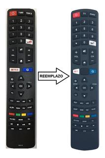 Control Remoto Di32x5000 / Di32x5000x Para Noblex Smart Tv
