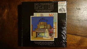 Box 8 Cd´s Dvd Led Zeppelin The Song Remains The Same Limit