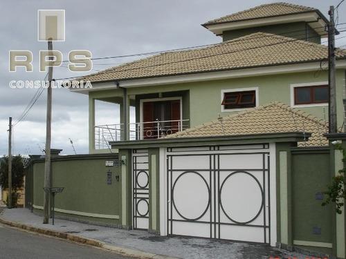 Imagem 1 de 30 de Casa Sobrado Para Venda Em Atibaia Jardim Do Lago - Atibaia - Ca00660 - 34410943