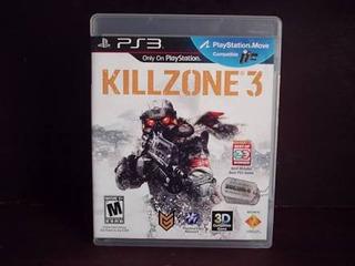 Killzone 3 Ps3 Juego