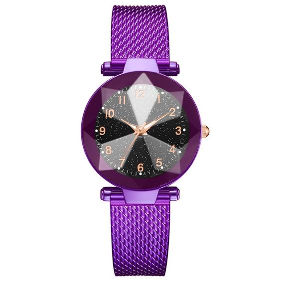 Reloj Luminoso Nuevos Modelos Femeninos Reloj Tendencia Relo