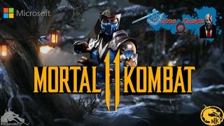 Mortal Kombat 11 Para Pc