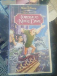 Coleccion 11 Peliculas Vhs Original Disney
