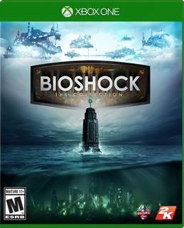 Bioshock The Collection Xbox One Incluye 3 Juegos + Dlcs