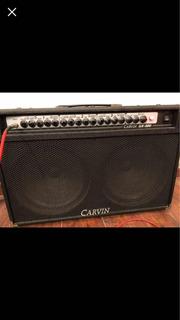 Amplificador Para Guitarra Carvin Sx300