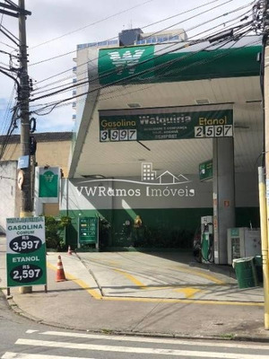 Posto De Gasolina Para Venda No Bairro Carandiru, 450 M² - 740