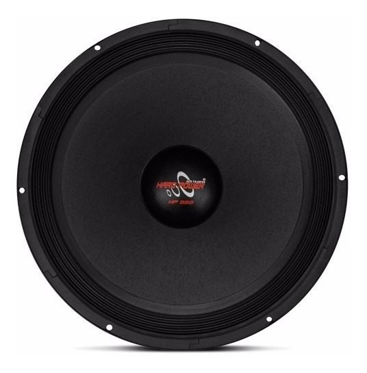 Woofer Hard Power Hp250 15 Polegadas 250w Rms