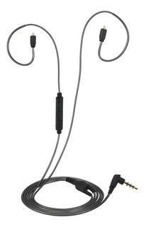 Cable Para Audífonos Shure Fiio Se215 Se315 Se425 Se535