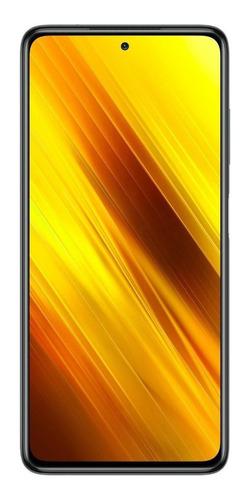 Imagen 1 de 7 de Xiaomi Pocophone Poco X3 NFC Dual SIM 128 GB  cobalt blue 6 GB RAM