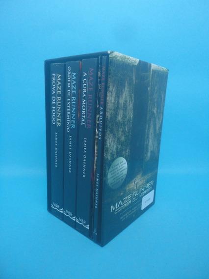 Box Com 4 Livros A Cura Mortal Ordem De Extermínio Prova ...