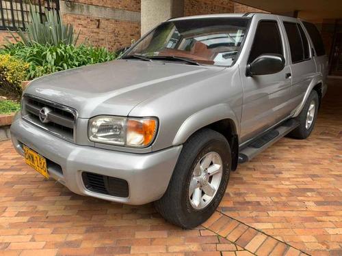 Nissan Pathfinder Se 3.5 V6 At 4x4 Blindada 2003