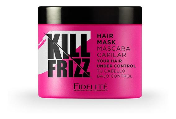 Mascara Kill Frizz Baño De Crema Fidelite X 500g