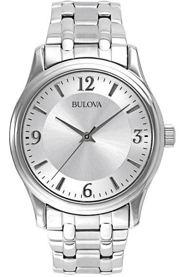 Reloj Bulova Corporate 96a000 Nuevo Original Para Hombre
