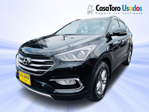 Hyundai Santa Fe At 4x4 2015 3400cc