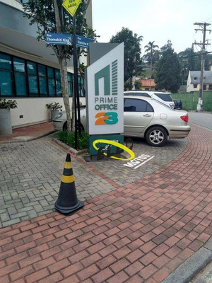 Sala Comercial Para Locação, Granja Viana, Cotia - Sa0202. - Sa0202