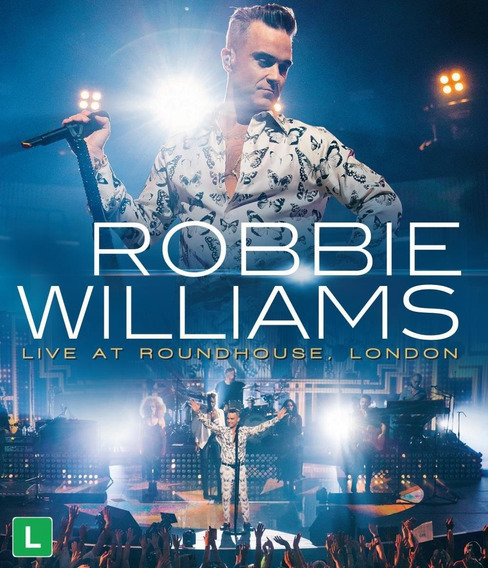 Robbie Williams - Live At - Roundhouse London - Dvd