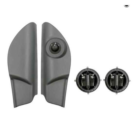 Kit Retrovisor Elétrico Simples Fiat Palio/grand