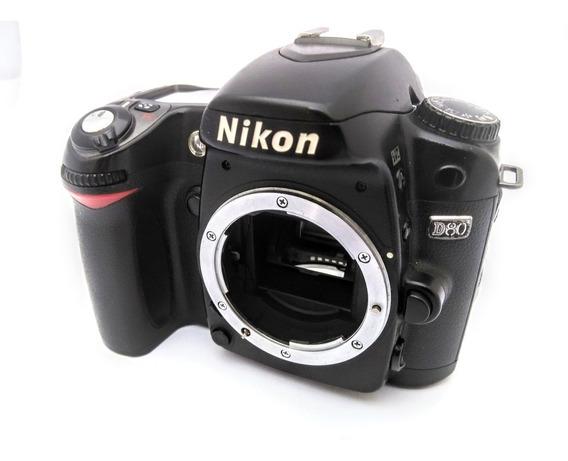 Camara Nikon D80 Cuerpo