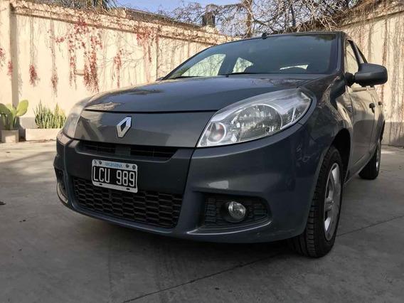 Renault Sandero 1.6 Confort 105cv 2012