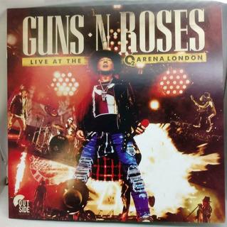 Vinilos Show En Vivo La Nacion Nº 02 Guns And Roses