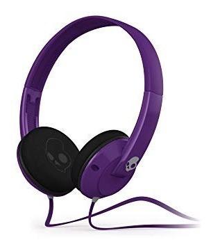 Fone De Ouvido Skull Candy - Uprock Roxo Headphone
